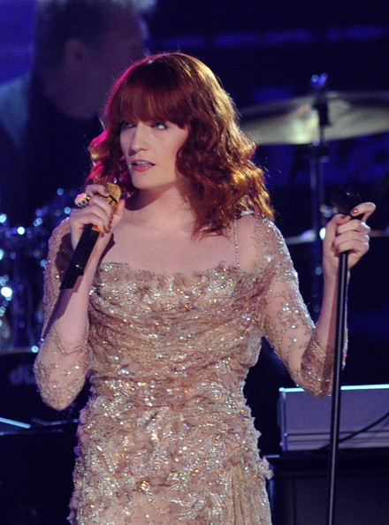 More Pics of Florence Welch Evening Dress (4 of 16) - Dresses & Skirts Lookbook - StyleBistro []