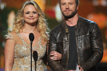 Dierks Bentley Miranda Lambert The 54th Annual GRAMMY Awards - Show