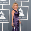 Nan Schwartz at the Grammy Awards 2013