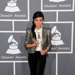 Jeannie Mai at the Grammy Awards 2013