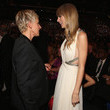 Taylor Swift and Ellen DeGeneres