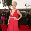 Kaya Jones at the Grammy Awards 2013