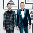 Ryan Lewis and Macklemore at the 2014 Grammy Awards