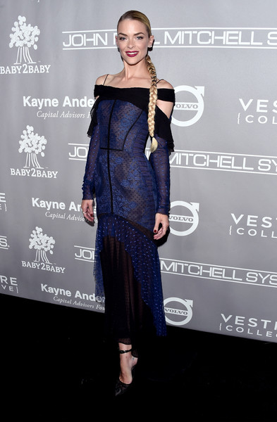 Jaime King in J. Mendel