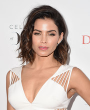 Jenna Dewan-Tatum wore her hair down to her shoulders with edgy-glam waves at the 5th Annual Celebration of Dance Gala.
