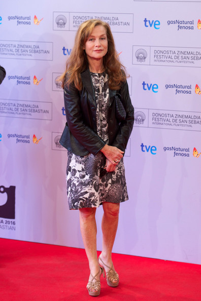 More Pics of Isabelle Huppert Platform Sandals (5 of 9) - Isabelle Huppert Lookbook - StyleBistro