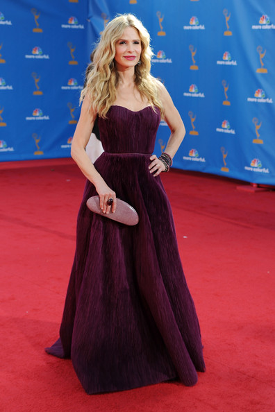 Kyra Sedgwick 2010 Emmy Awards