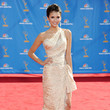 Nina Dobrev 2010 Emmy Awards
