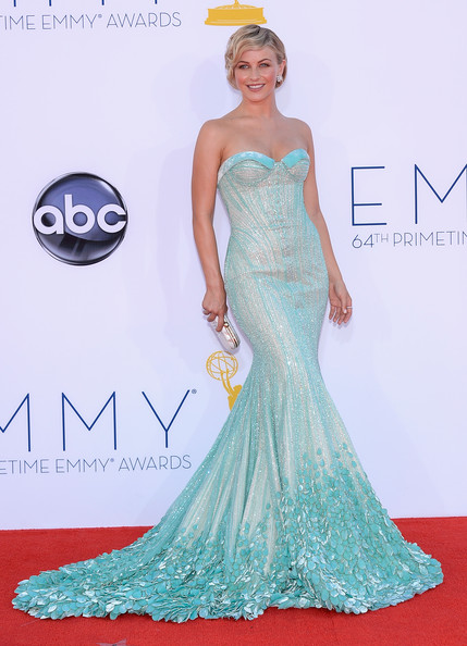 Julianne Hough in Georges Hobeika