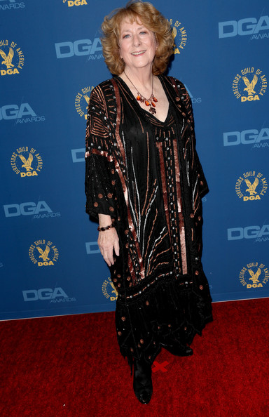 Susan Zwerman at the 2013 Directors Guild of America Awards
