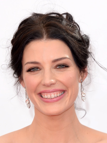 More Pics of Jessica Pare Strapless Dress (1 of 29) - Jessica Pare Lookbook - StyleBistro