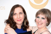 Laurie Simmons and Lena Dunham Photo