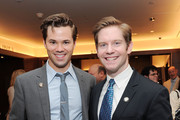 Andrew Rannells and Rory O'Malley Photo