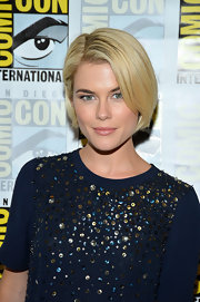 Racheal Taylor's side-parted bob was absolute perfection at Comic-Con.