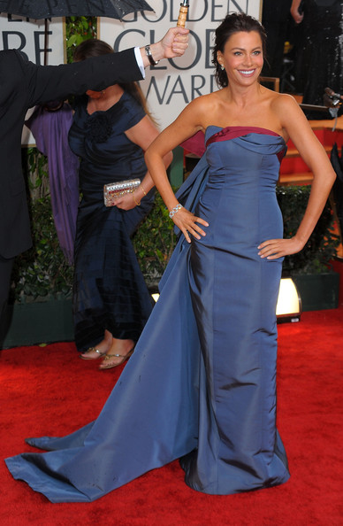 Sofia Vergara, 2010 Golden Globes