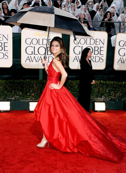 Maria+Menounos in 67th Annual Golden Globe Awards - Arrivals