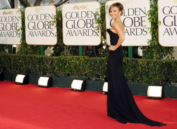 Giuliana+Rancic in 68th Annual Golden Globe Awards - Arrivals