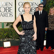 Jennifer Lawrence, 2011 Golden Globes