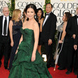 Catherine Zeta Jones, 2011 Golden Globes