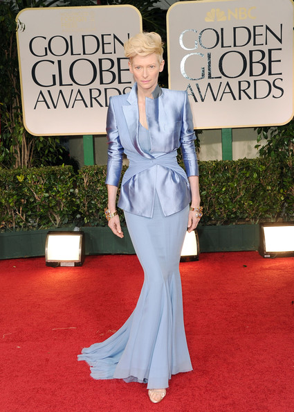 Tilda Swinton, 2012 Golden Globes
