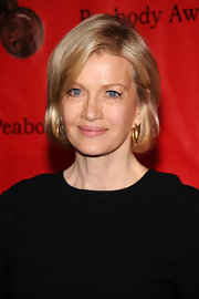 Diane Sawyer looked ageless at the Peabody Awards with her lovely bob.