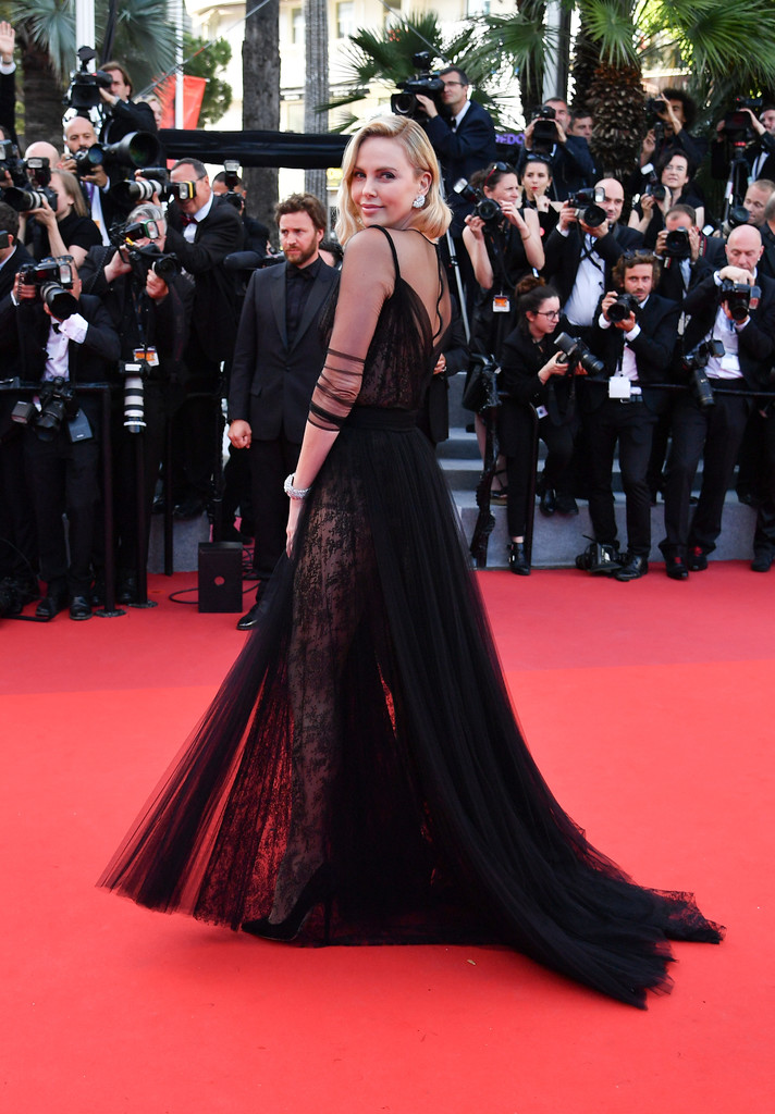 Charlize Theron - The Dreamiest Dresses on the 2017 Cannes ...