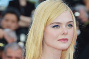 Elle Fanning Cat Eyes