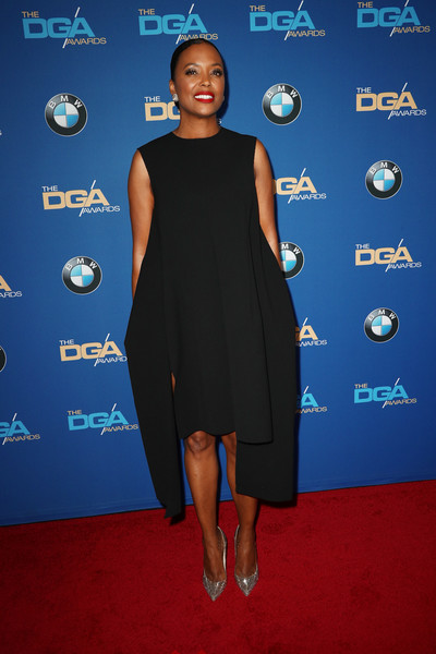 More Pics of Aisha Tyler Evening Pumps (1 of 5) - Heels Lookbook - StyleBistro