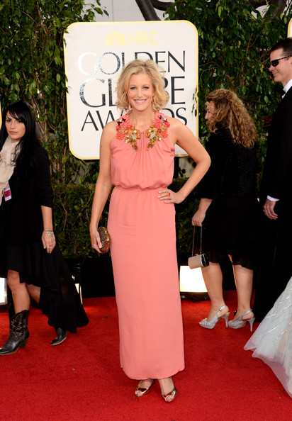 Anna Gunn at the 2013 Golden Globes