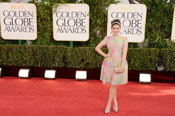 Ariel Winter at the 2013 Golden Globes