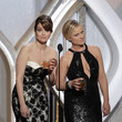 Tina and Amy's Hosting Skills in Action at the Golden Globes