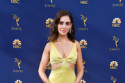 Alison Brie Cutout Dress