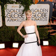 Jennifer Lawrence in Dior Couture at the 2014 Golden Globe Awards