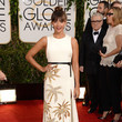 Rashida Jones at the 2014 Golden Globe Awards