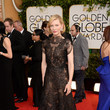 Cate Blanchett at the 2014 Golden Globe Awards