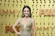 Julia Louis-Dreyfus Strappy Sandals