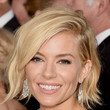 Sienna Miller's Edgy Chop and Petal Pink Lip