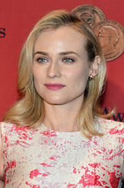 Diane Kruger looked downright beautiful with her face-framing waves at the George Foster Peabody Awards.