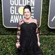 Ann Dowd (wearing Chopard)