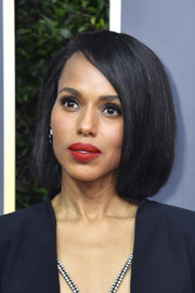 Kerry Washington kept it simple and classic with this bob at the 2020 Golden Globes.