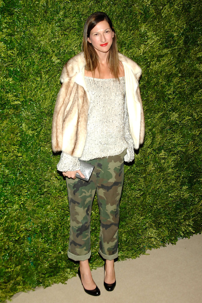 Jenna Lyons attends the 7th Annual CFDA/Vogue Fashion Fund Awards>> at Skylight SOHO on November 15, 2010 in New York City.