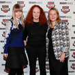 Amy Astley, Grace Coddington, Eve MacSweeney