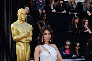 Mallika Sherawat Oscars Dress Ranks #20 on Best Dressed List