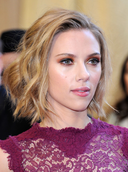 Scarlett+Johansson in 83rd Annual Academy Awards - Arrivals