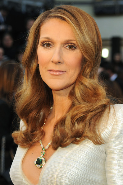 Celine+Dion in 83rd Annual Academy Awards - Arrivals