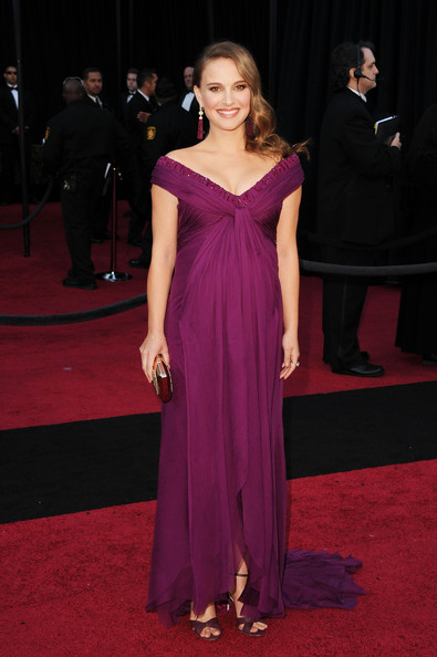 Natalie+Portman in 83rd Annual Academy Awards - Arrivals