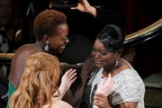 Jessica Chastain and Viola Davis Photo