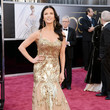 Catherine Zeta Jones Wore Zuhair Murad at the 2013 Oscars