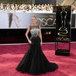 Kristen Chenoweth Wore Tony Ward Couture at the 2013 Oscars