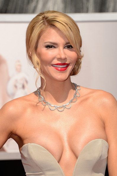 More Pics of Brandi Glanville Strapless Dress (3 of 9) - Brandi Glanville Lookbook - StyleBistro